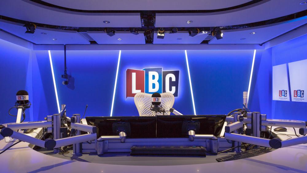 Lbc Global Radio Lighting Director